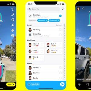 Image article Snapchat compte désormais plus d'utilisateurs sur Android que sur iOS