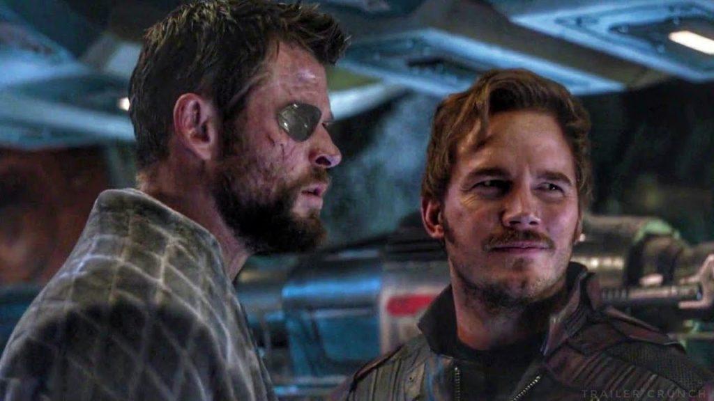 Chris Pratt (Star-Lord) sera au casting de Thor : Love and Thunder