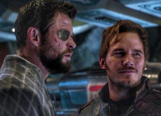 Thor et Star-Lord