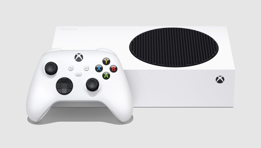 Xbox Series S Couchee et Manette