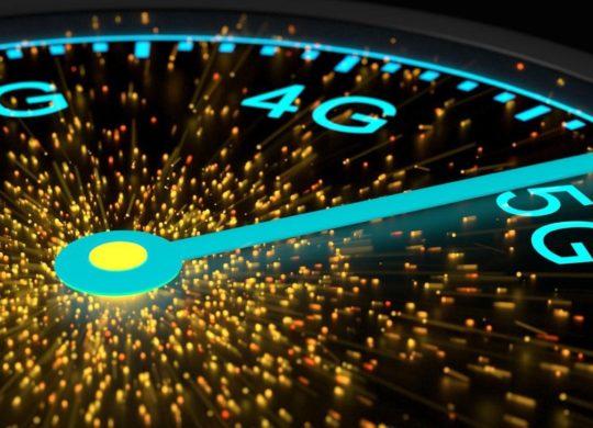 3G 4G 5G Logo