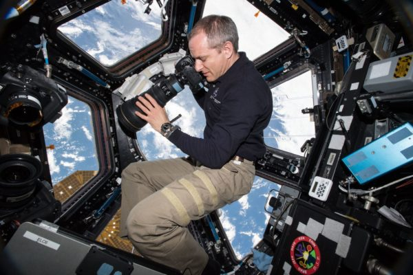 Astronanute canadien