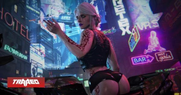 Cyberpunk 2077 sexe