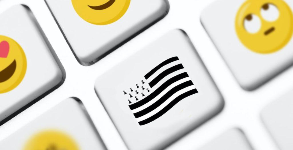 Emoji Drapeau Breton 1024x525