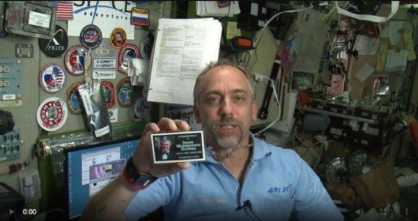 Garriott ISS Scotty