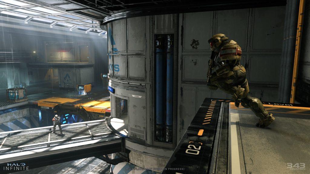 Halo Infinite sortira à l'automne 2021 et nouvelles images