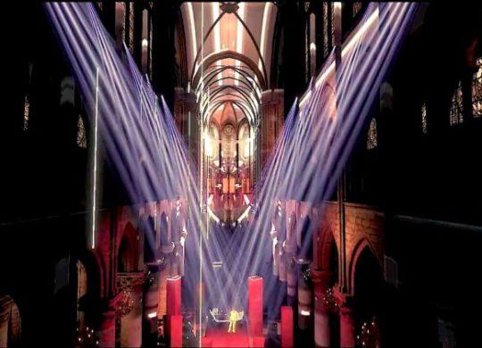 JMJ concert virtuel Notre Dame