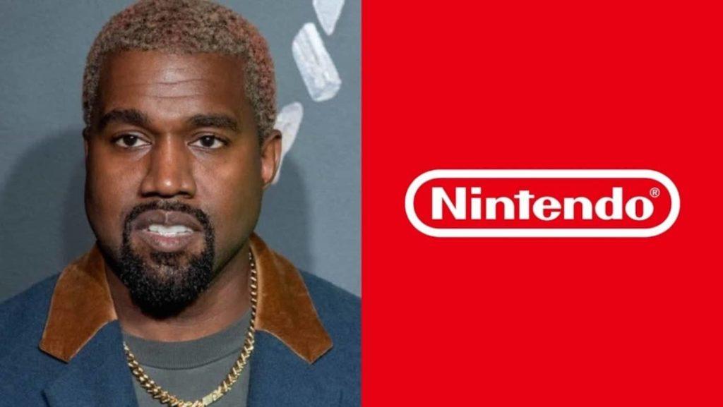 Kanye West Nintendo