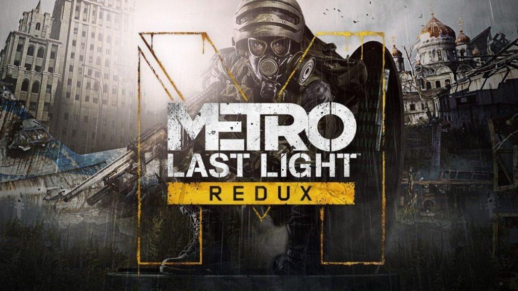 Metro Last Light Redux est gratuit pour finir 2020