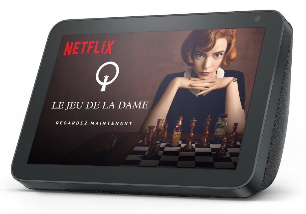 Netflix Amazon Echo Show