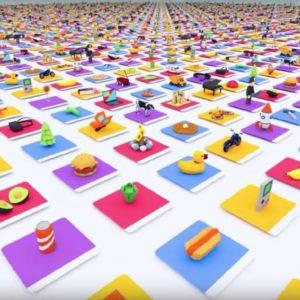 Image article Google annonce la fermeture de Poly, une bibliothèque d'objets 3D pour les créateurs VR/AR