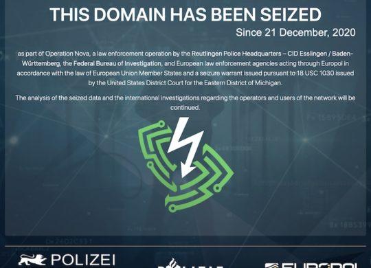 Safe-Inet VPN Nom Domaine Saisi
