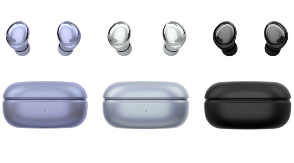 Samsung Galaxy Buds Pro Officiel Coloris