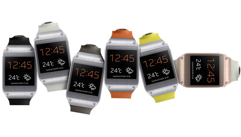Samsung Galaxy Gear 1 2014
