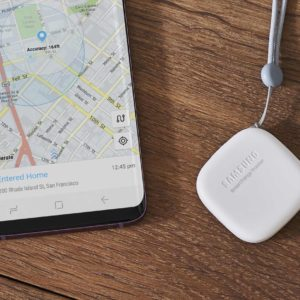 Image article Galaxy Smart Tag : Samsung va rivaliser avec les AirTags d'Apple