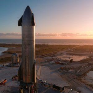 Image article SpaceX prépare le premier vol orbital du Starship