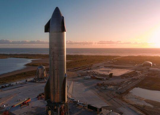 Starship SpaceX 2