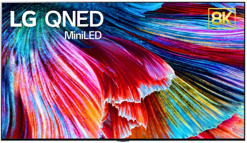 TV LG QNED Mini-LED 2021