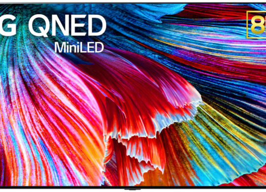 TV LG QNED Mini-LED 2021