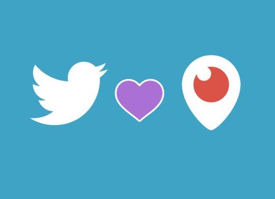 Twitter Periscope Logos