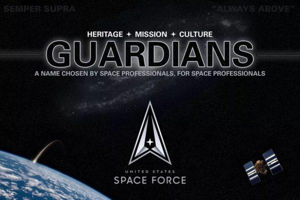 US Space Force Gardians