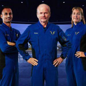 Image article Virgin Galactic dévoile les combinaisons de ses futurs pilotes de vaisseaux orbitaux