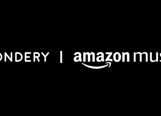 Wondery Amazon Music Logo