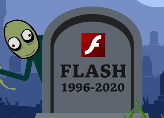 Adobe Flash Player Mort