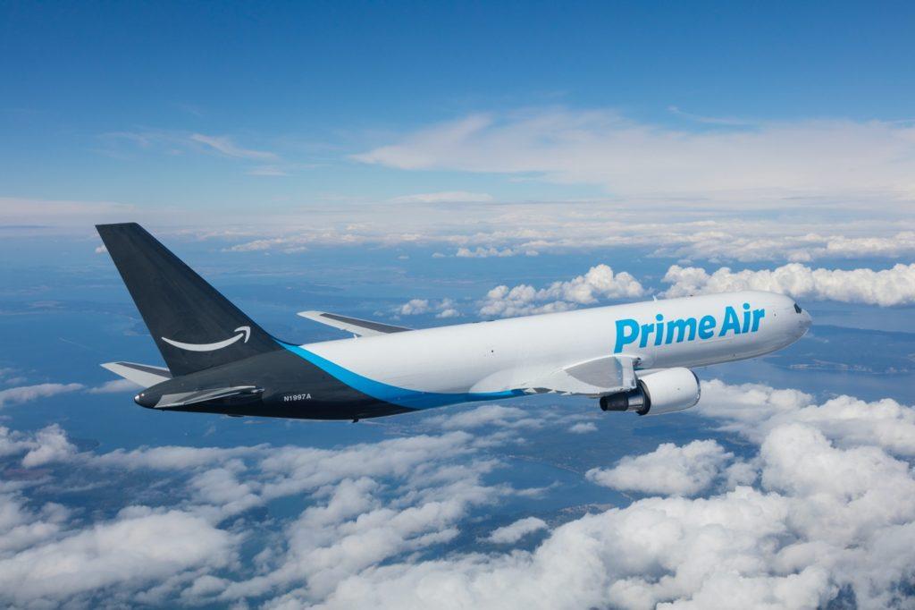 Amazon Prime Air Avion