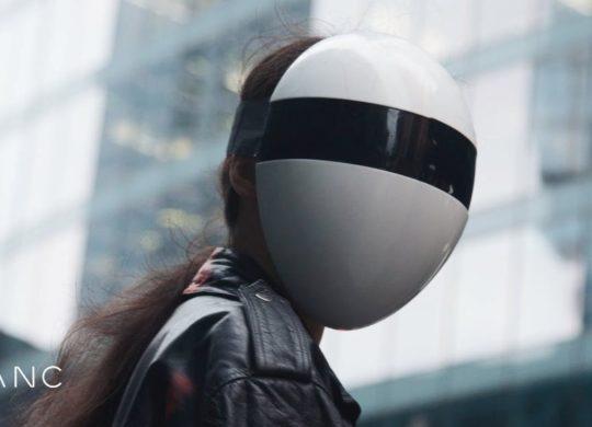 Blanc protectiv mask
