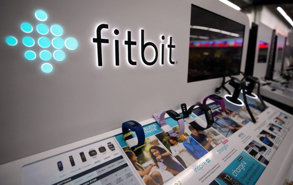 Fitbit Montres Connectees