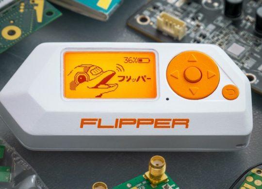 Flipper Zero 1