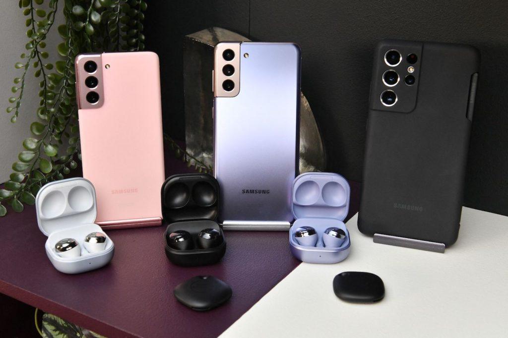 Samsung annonce ses Galaxy S21/S21+/S21 Ultra : prix, date de sortie, caractéristiques
