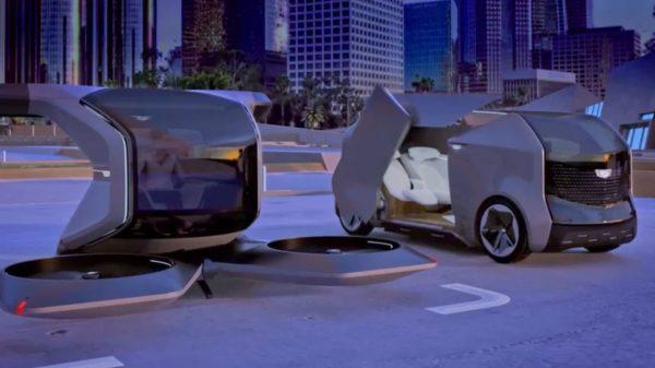General Motors eTVOL