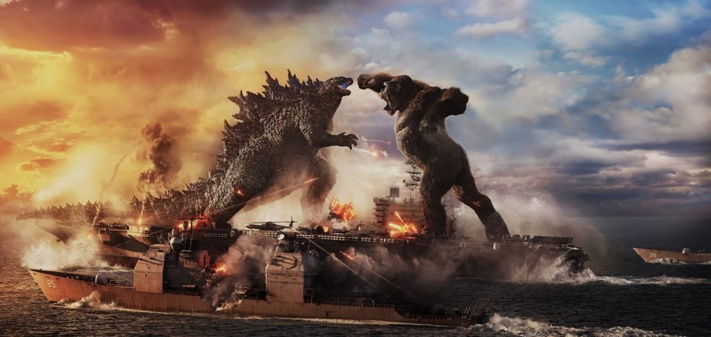 Godzilla vs Kong se dévoile dans une bande-annonce énervée