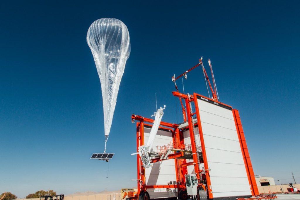 Google abandonne Loon, son projet de proposer Internet avec des ballons