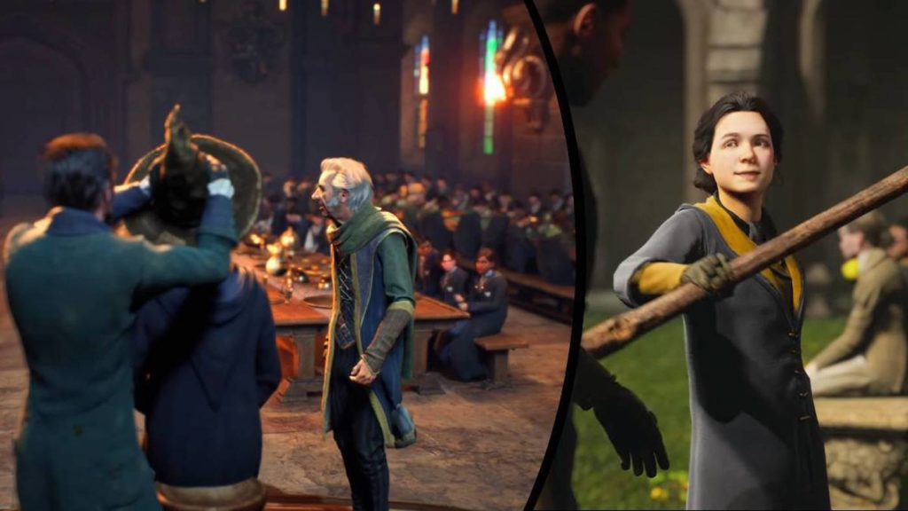 Hogwarts Legacy : le jeu Harry Potter est reporté à 2022