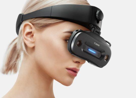 MREAL S1 casque VR Canon