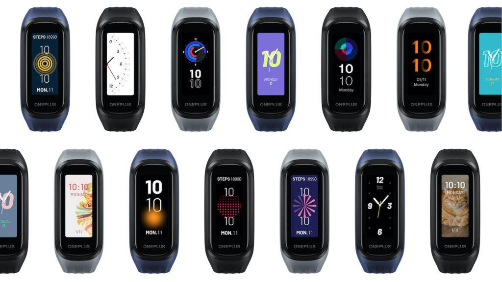 OnePlus Band Officiel Cadran
