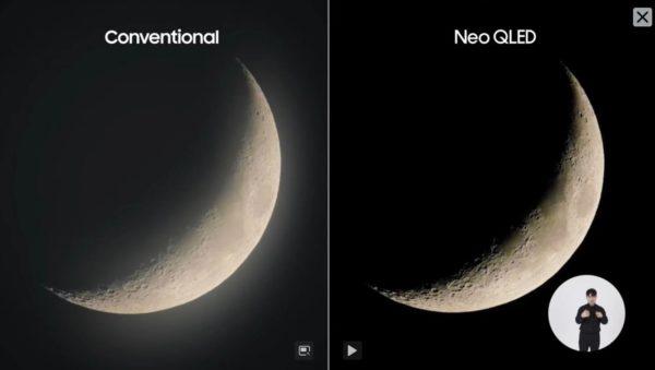 QLED vs Neo QLED
