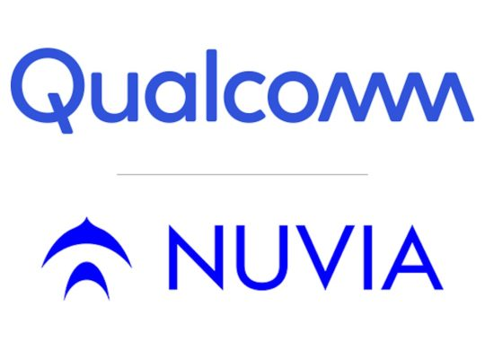 Qualcomm Nuvia Logos