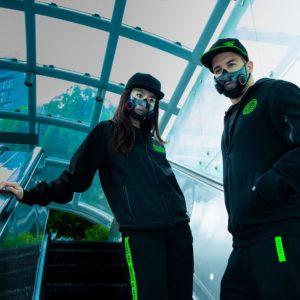 Image article Project Hazel : le masque futuriste de Razer sera disponible à la vente lors du Q4