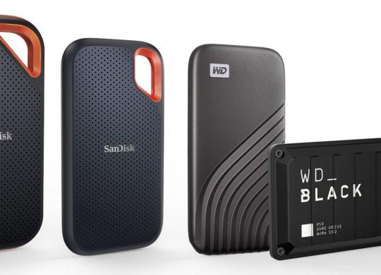SSD Western Digital SanDisk 4 To