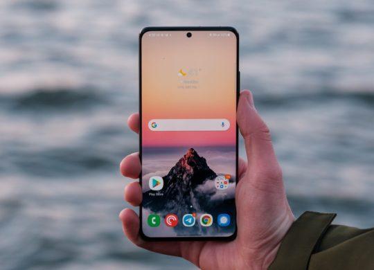 Samsung Galaxy S21 Ultra Prise en Main