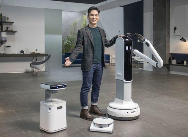 Samsung robots CES 2021 1