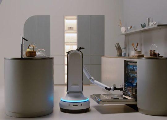 Samsung robots CES 2021