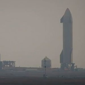 Image article SpaceX s'apprête à lancer son Starship SN9 (et fait durer le suspens)