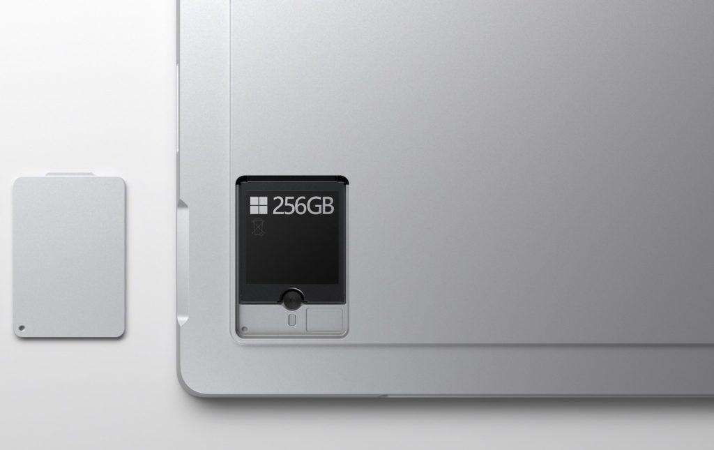 Surface Pro 7 Plus SSD Amovible