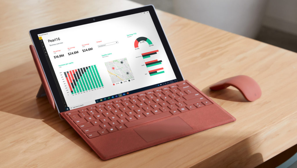 Surface Pro 7+ : Microsoft annonce son nouvel ordinateur 2-en-1