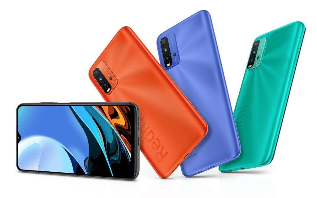 Xiaomi Redmi 9T Officiel Avant Arriere